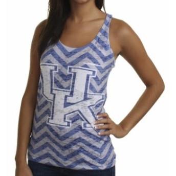 Step Ahead Sportswear ステップ アヘッド スポーツウェア スポーツ用品 Kentucky Wildcats Womens Royal Chevron