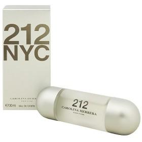 キャロライナヘレラ 212 (箱なし) オーデトワレ スプレータイプ 30ml CAROLINA HERRERA 香水 212