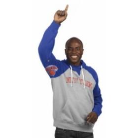 Hands High ハンズ ハイ スポーツ用品  Hands High New York Knicks Gray Pullover Hoodie