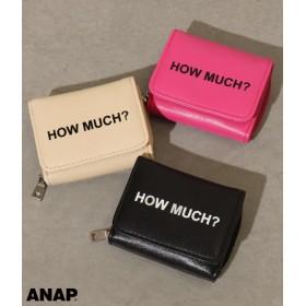 【セール開催中】ANAP(アナップ)ロゴ折りたたみウォレット