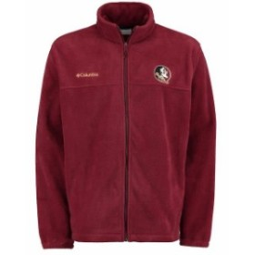 95bbbbd6f Columbia コロンビア スポーツ用品 Columbia Florida State Seminoles Garnet Flanker II  Full-Zip Fleece Jacket