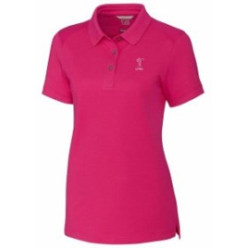 Cutter & Buck カッター アンド バック シャツ ポロシャツ Cutter & Buck LPGA Womens Pink DryTec Advantage Polo