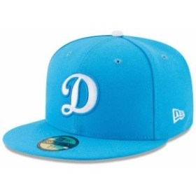 New Era ニュー エラ スポーツ用品  New Era Los Angeles Dodgers Blue 2017 Players Weekend 59FIFTY Fitted Hat