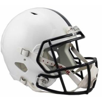 Riddell リデル スポーツ用品 Riddell Penn State Nittany Lions Revolution Speed Full-Size Replica Football Helmet