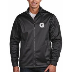 Antigua アンティグア スポーツ用品  Antigua Georgetown Hoyas Charcoal Golf Full-Zip Jacket
