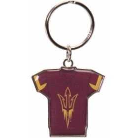 Aminco アミンコ スポーツ用品  Arizona State Sun Devils Reversible Home/Away Jersey Keychain