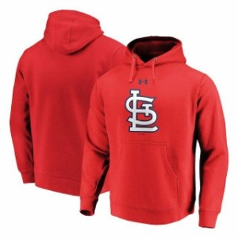 Under Armour アンダー アーマー スポーツ用品 Under Armour St. Louis Cardinals Red Commitment Team Mark Performance