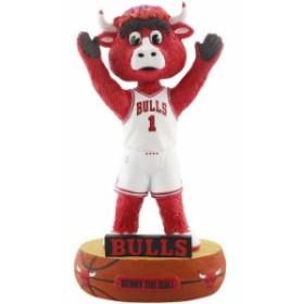 a700e30ad24245 Forever Collectibles フォーエバー コレクティブル スポーツ用品 Chicago Bulls Mascot Baller  Bobblehead