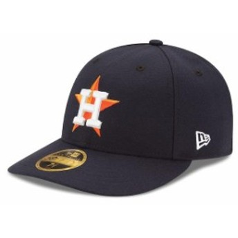 New Era ニュー エラ スポーツ用品 New Era Houston Astros Navy Home Authentic Collection On-Field Low Profile 59FIFTY
