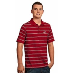 Antigua アンティグア シャツ ポロシャツ Antigua St. Louis Cardinals Red Deluxe Polo
