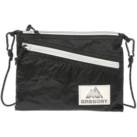 【50%OFF】 グレゴリー ★GREGORY 854101041 Packable Lt Sacoche Lt ユニセックス ブラック F 【GREGORY】 【タイムセール開催中】