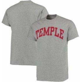 Fanatics Branded ファナティクス ブランド スポーツ用品  Temple Owls Gray Basic Arch T-Shirt