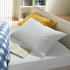 SIMPLE CONCEPT ライトウェイト 枕カバー(同色2枚組)ホワイト