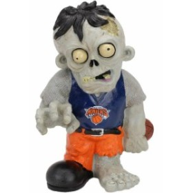 Forever Collectibles フォーエバー コレクティブル スポーツ用品  New York Knicks Resin Zombie Figurine
