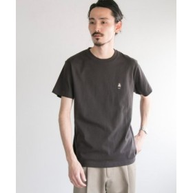 (URBAN RESEARCH/アーバンリサーチ)別注ROSTER BEAR T-SHIRTS/メンズ INK