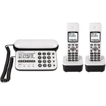 PIONEER TF-SD15W-PW ピュアホワイト [デジタルコードレス留守番電話機(子機2台)]