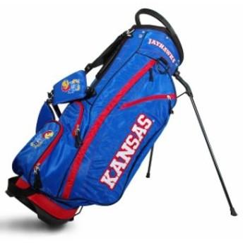 Team Golf チーム ゴルフ スポーツ用品  Kansas Jayhawks Fairway Stand Golf Bag