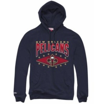 Mitchell & Ness ミッチェル アンド ネス スポーツ用品 Mitchelle & Ness New Orleans Pelicans Handle Pullover Hoodi