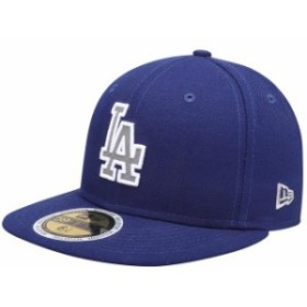 New Era ニュー エラ スポーツ用品  New Era Los Angeles Dodgers Royal Flected Team Fitted Hat