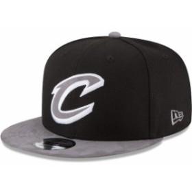 New Era ニュー エラ スポーツ用品  New Era Cleveland Cavaliers Black/Gray Tonal Choice 9FIFTY Adjustable Hat