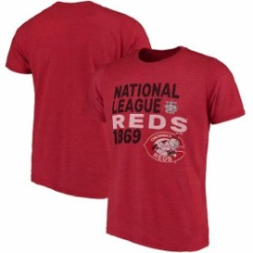 Majestic Threads マジェスティック スレッド スポーツ用品  Majestic Threads Cincinnati Reds Red Throwback Cooper