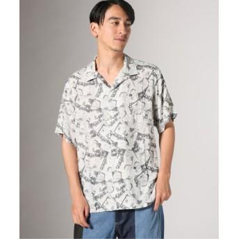 JOURNAL STANDARD FACT/ファクト: BLANK GENERATION オープンカラーシャツ ブラック M