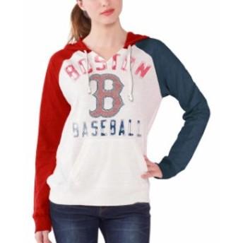 G-III 4Her by Carl Banks ジースリー フォーハー バイ カール バンクス スポーツ用品 Boston Red Sox Womens