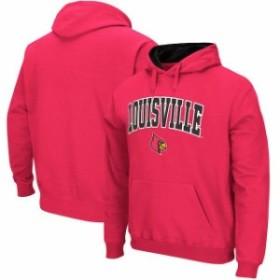 Stadium Athletic スタジアム アスレティック スポーツ用品  Stadium Athletic Louisville Cardinals Red Arch & Logo