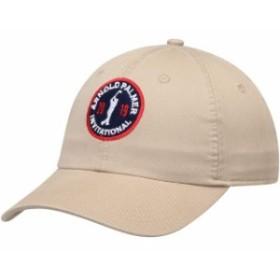 new style fc2fa a6b79 Ahead アヘッド スポーツ用品 Ahead Arnold Palmer Khaki 2019 Arnold Palmer Invitational  Extreme Solid Adjustable Hat