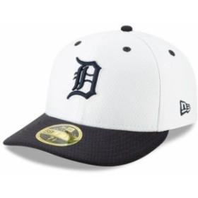 New Era ニュー エラ スポーツ用品  New Era Detroit Tigers White/Navy 2019 Batting Practice Home Low Profile 59FIFTY Fi