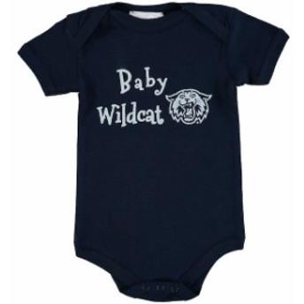 Two Feet Ahead トゥー フィート アヘッド スポーツ用品 Villanova Wildcats Newborn & Infant Navy Baby Mascot Body