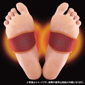 桂式保温健康足先ベルト(左右2個)