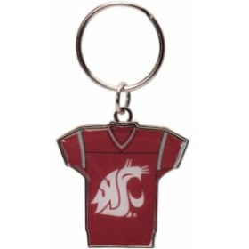 Aminco アミンコ スポーツ用品  Washington State Cougars Reversible Home/Away Jersey Keychain