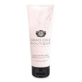 グレースコールブティック ハンド&ボディクリーム ワイルドフィグ&ピンクシダー 75ml GRACE COLE BOUTIQUE 化粧品