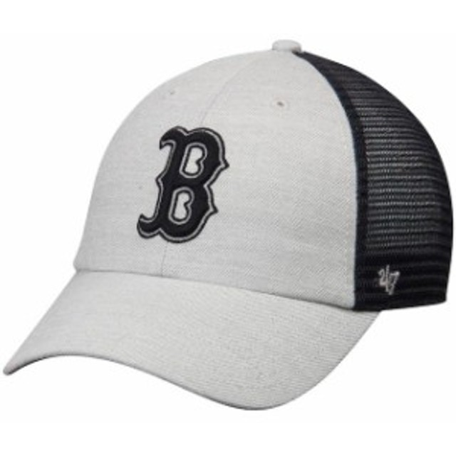 4f434aee0 47 フォーティーセブン スポーツ用品 47 Boston Red Sox Gray/Navy ...