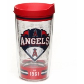 Tervis テルヴィス スポーツ用品  Tervis Los Angeles Angels 16oz. Classic Wrap Tumbler with Lid
