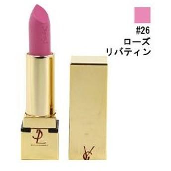 イヴサンローラン ルージュ ピュールクチュール #26 ローズリバティン 3.8g YVES SAINT LAURENT 化粧品