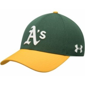 best sneakers dbb7e 5bead Under Armour アンダー アーマー スポーツ用品 Under Armour Oakland Athletics Green MLB  Driver Cap 2.0 Adjustable