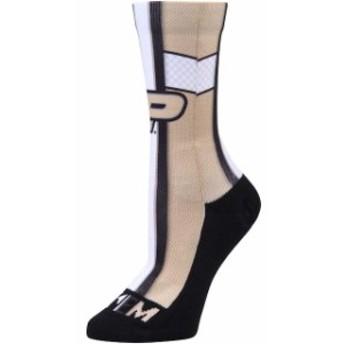 Rock Em ロックイーエム スポーツ用品 Purdue Boilermakers Womens Jersey Crew Socks