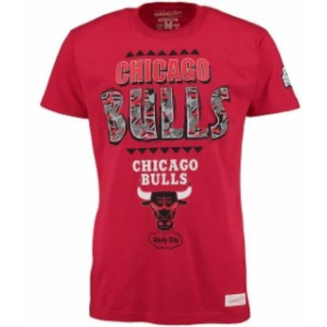 Mitchell & Ness ミッチェル アンド ネス スポーツ用品  Mitchell & Ness Chicago Bulls Red Hardwood Classics Running