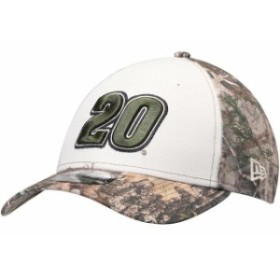 TrueTimber Camo トゥルー ティンバー カモ スポーツ用品  New Era Erik Jones Camo/White Stone Front 9FORTY Adjusta