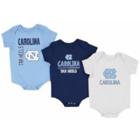 Colosseum コロセウム スポーツ用品  Colosseum North Carolina Tar Heels Newborn & Infant Carolina Blue/Navy/White AHHHH