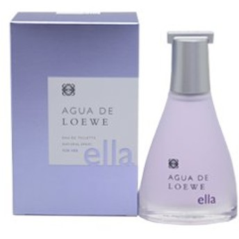 アグア デ ロエベ エラ オーデトワレ スプレータイプ 50ml LOEWE 香水 AQUA DE LOEWE ELLA HER