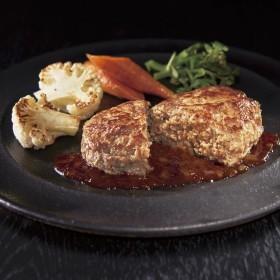 【業務用食材・食品】ニチレイ グレイビーハンバーグ 1.2kg(10個入り)