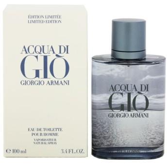 ジョルジオ アルマーニ アクア・デ・ジオ オム リミテッドエディション オーデトワレ スプレータイプ 100ml GIORGIO ARMANI 香水