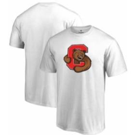 Fanatics Branded ファナティクス ブランド スポーツ用品  Cornell Big Red White Big & Tall Primary Logo T-Shirt