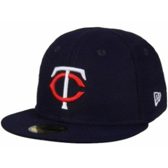 New Era ニュー エラ スポーツ用品 New Era Minnesota Twins Infant Navy Authentic Collection On-Field My First 59FIFTY
