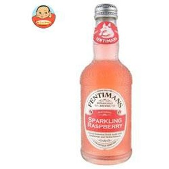 【送料無料】フェンティマンス スパークリング・ラズベリー 275ml瓶×12本入
