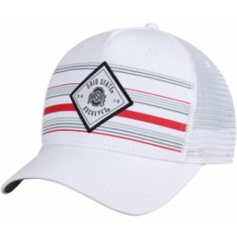 Top of the World トップ オブ ザ ワールド スポーツ用品  Top of the World Ohio State Buckeyes White 36th Ave Truck