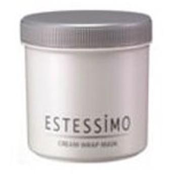 エステシモ クリームラップマスク 500g ESTESSiMO 化粧品 ESTESSiMO CLEAM RAP MASK